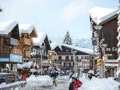Les gets en hivers guide du tourisme de la haute savoie rhone alpes