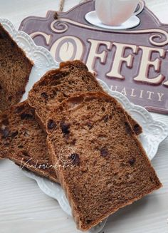super soft mocha chocolate chip toast (premixing dough method) ~ highly recommended 软趴趴摩卡巧克力吐司(泡面法) ~ 强推 – Victoria Bakes Bread Recipes, Cooking Recipes, Mocha Chocolate, Pan Bread, Crumpets, How To Make Bread, Bread Making, Dry Yeast, Sweet Recipes