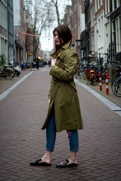 Trench Coats  There are only a few items of clothing that truly qualify as 'timeless,' meaning you could wear them today and 30+ years ago and not look out of place. Luckily, trench coats have completely stood the test, and for good