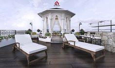 Outdoor Design, Ho Chi Minh City, Vietnam. Designed by Gil Design. Gildesign.vn