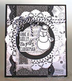 Holly Jolly Christmas - Scrapbook.com