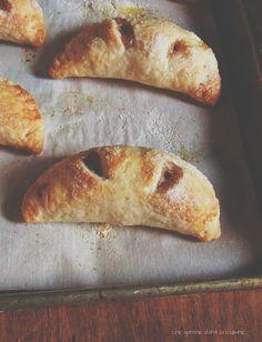 apple cinnamon hand pie :: une gamine dans la cuisine