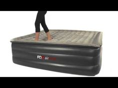 AirMattress.com - Fox Airbed High-Rise Queen and Full with Built-In Pump