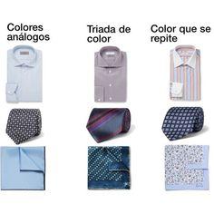 Combinar patrones no debe ser una tarea difícil. | 17 Guías visuales de estilo que todo hombre necesita en su vida