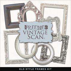 Far Far Hill: Freebies Frames Kit