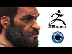 The Beard * Zbrush 4r7 + Keyshot 5 * Fibemesh * Timelapse modeling