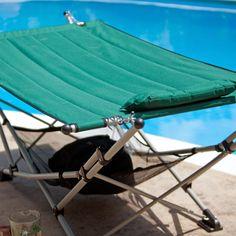 bliss hammocks stow ez portable hammock with steel stand   hammocks at hammocks  fortable affordable hammocks    hammock frame and patios  rh   pinterest