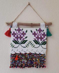 Garden Deco, Macrame Tutorial, Paper Flowers, Origami, How To Make, House Decorations, Presents, Handarbeit, Origami Art
