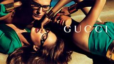 In a glamorous display of campaign overtime, Gucci reveals its spring 2011 accessories campaign starring Karmen Pedaru, Joan Smalls, Nikola Jovanovic and Gen… Karl Lagerfeld, Gucci Ad, Gucci Campaign, Marc Jacobs, Louis Vuitton Taschen, Alas Marcus Piggott, Karmen Pedaru, The Iron Lady, Fun Facts About Yourself