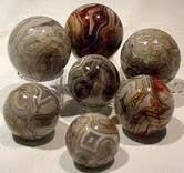 botswana agate marbles
