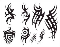 Tribal Tattoo Designs Pictures