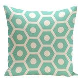 Found it at AllModern - Geometric Down Throw Pillow