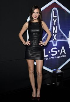 LUCY WATSON at Lynx L.S.A Launch Event in London