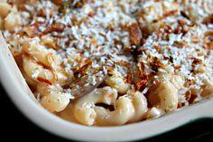 Korean Macaroni and Cheese