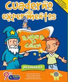 25 cuadernos de Ciencia para niños y jóvenes, por niveles