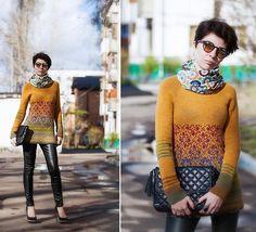 Special for @kauni_moskva ❤️ Когда-то года два назад я увидела лоппи свитер и…