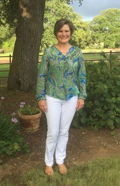 Sewing Patterns - Pattern Reviews for StyleArc Pattern - Nancy Shirt - Sewing…