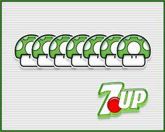 7up at Mario