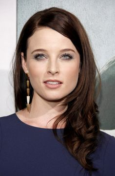 Rachel Nichols of Continuum at the Alex Cross premiere