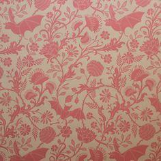 Bats Wallpaper - Elysian Fields by Flavor Paper