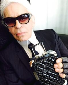 Karl Lagerfeld has a lot of things—to name a few, creative direction over iconic labels Chanel and Fendi (not to mention his own eponymous line), a famous cat and two houses. But it's what he doesn't have in one of those presumably palatial abodes that might surprise you: a kitchen.