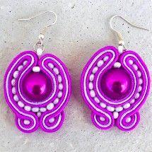 Jewelery, Crochet Earrings, Drop Earrings, Create, Jewelry, Jewlery, Drop Earring, Jewels, Jewerly