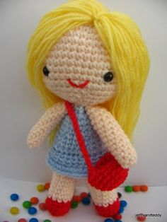 Free crochet pattern. cute.