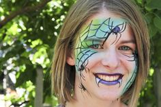 Face Paint Designs for Adults | Face Paint 2 by ~DiamondsFromSmoke on ... | Adult Face Paint Designs
