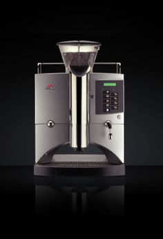 The Egro pure coffee machine makes the best brew this side of Milan.