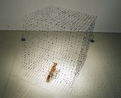 polly morgan sculpture - Google Search