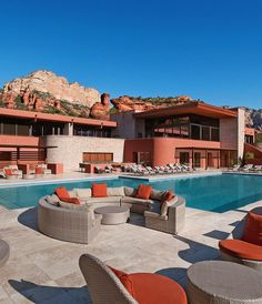 The Enchantment Resort and Mii Amo Spa in Sedona, AZ