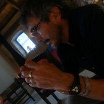 Teo Musso, mastro birraio italiano delle birre Baladin.