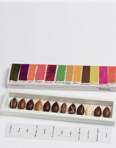 El Aderno - Chocolates Bomubones - caja12