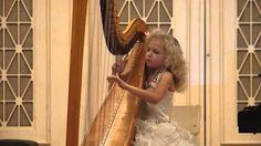 "Alice Sadikova (harp) - John Thomas ""Spring"""