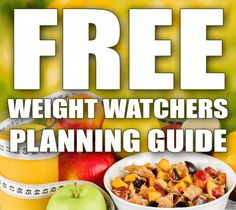 Easy step-by-step guide to doing Weight Watchers for FREE - PointsPlus and old Points system. Pair great food and exercise habits and LOSE!