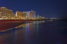Daytona Beach Hotels II by Wilkinswerks  on 500px
