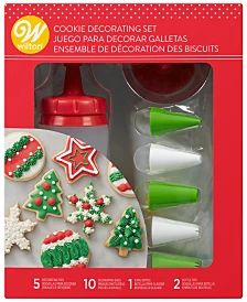 Wilton Nutcracker Candy Mold & Reviews - Bakeware - Kitchen - Macy's Easy Christmas Cookies Decorating, Easy Christmas Cookie Recipes, Holiday Cookies, Christmas Desserts, Holiday Treats, Cookie Decorating, Holiday Recipes, Christmas Cakes, Decorating Tips