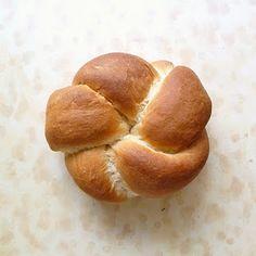 Home made kaiser rolls