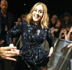 Adele on tour 2016