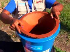 ¡El agua es vida! - Filtros de cerámica