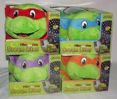 Teenage Mutant Ninja Turtles Dream Lights