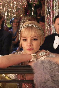 Halloween costume idea: Daisy Buchanan