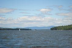 On Lake Winnipesaukee, NH