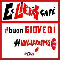 EX LIBRISospeso Cafè (@michelegentile7) | Twitter #ioleggoperchè abbatto i confini che ho dentro.