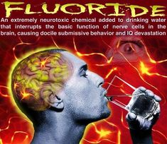 Brainwashing assistance in your water.... Just in case you don't believe the media.