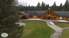 Northern Michigan Hunting Ranch 'Turn Key' ready. North Fork Ranch, Cummins, Michigan. #ranch #hunting #north fork ranch #Michigan #aerial #drone #imagery #photography #Trophy Class Real Estate #Pure Michigan #Deer