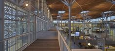 Gallery of Casa-Port Railway Station / AREP - 2