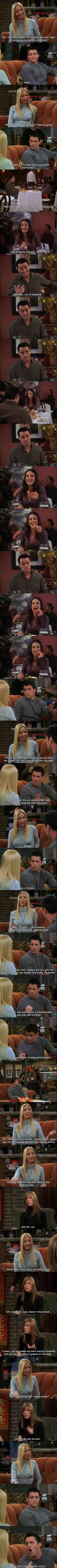 I am Joey. Joey is me. We are one and the same