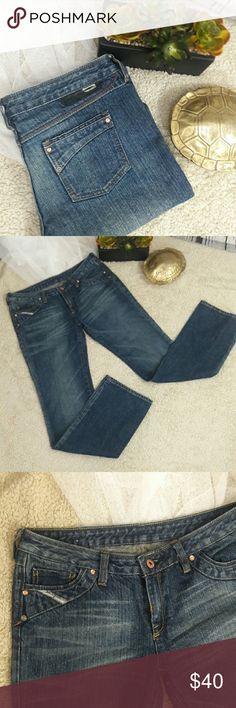 Diesel • Authentic Jeans • Sz 30 • 30x32 Diesel • Authentic Jeans • Sz 30 • Inseam 32 Diesel Jeans