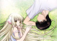 Hideki and Chii